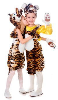 Детские карнавальные костюмы животных зверей для девочек мальчиков ... f528ca2b81ff6